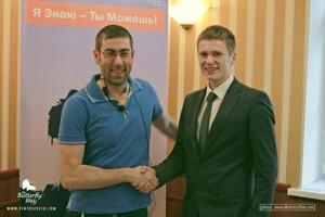 Ицхак Питосевич и Андрей Руденко