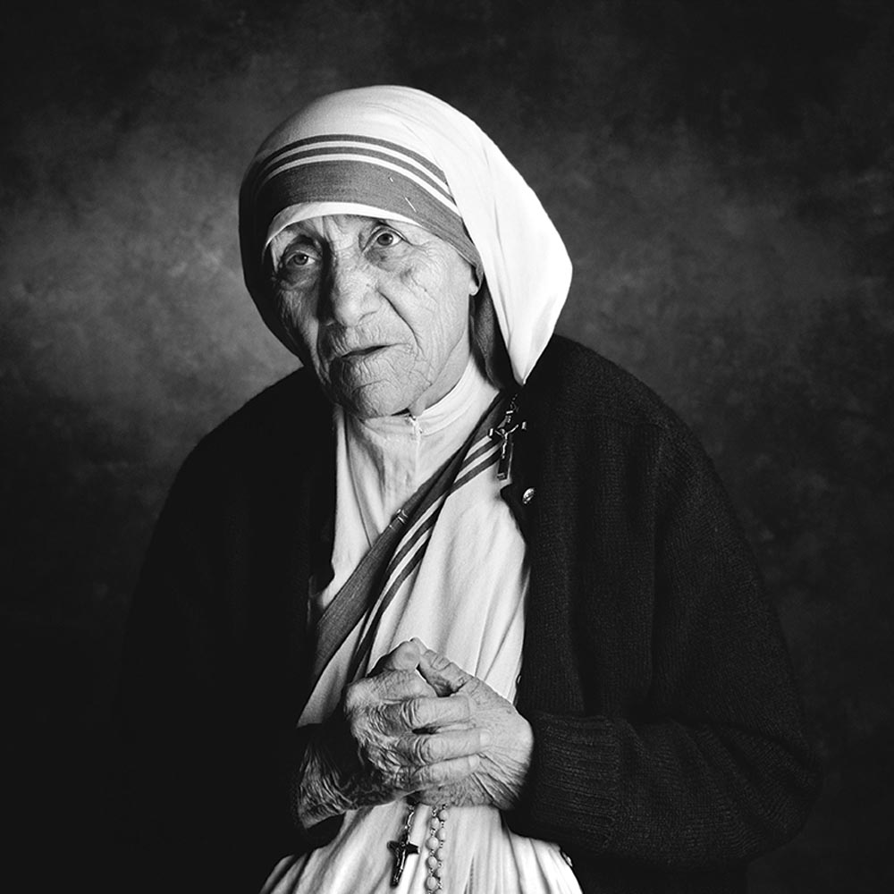 Мать-Тереза-Калькуттская