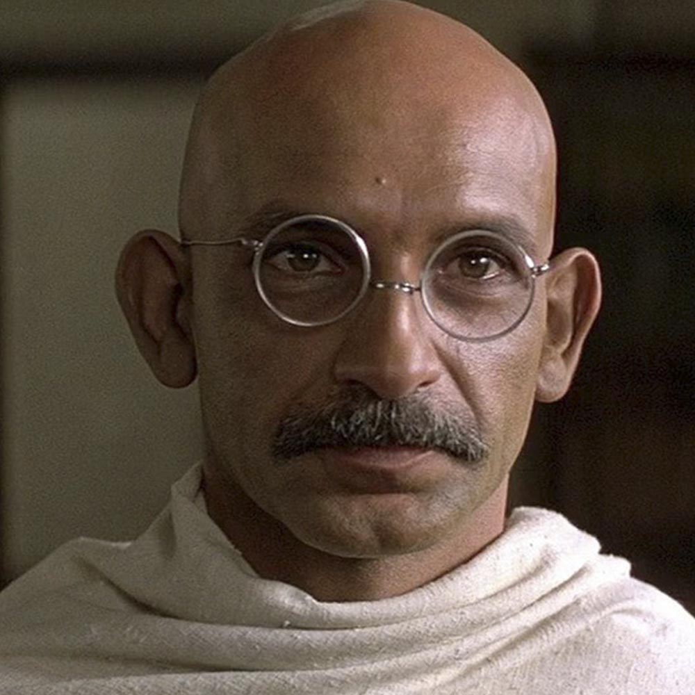 «Стань изменением мира». Махатма Ганди