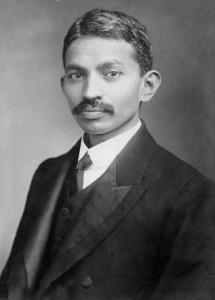 Махатма Ганди. Биография