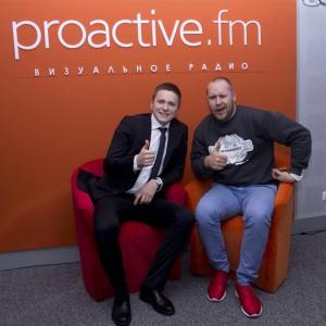 21/01/15 Выступление на ProactiveFM