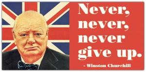 Уинстон-Черчилль-«Никогда-не-сдавайтесь»