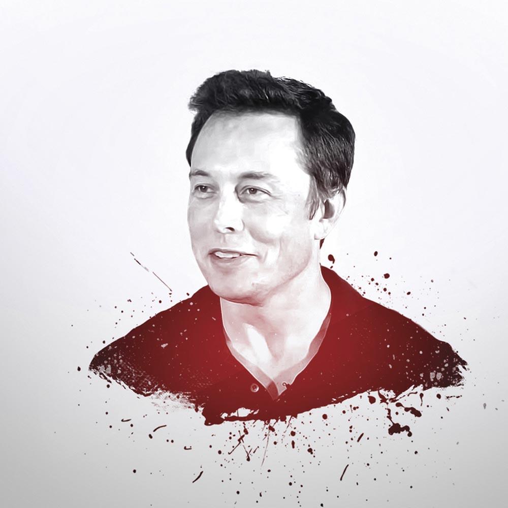 Илон-Маск-биография