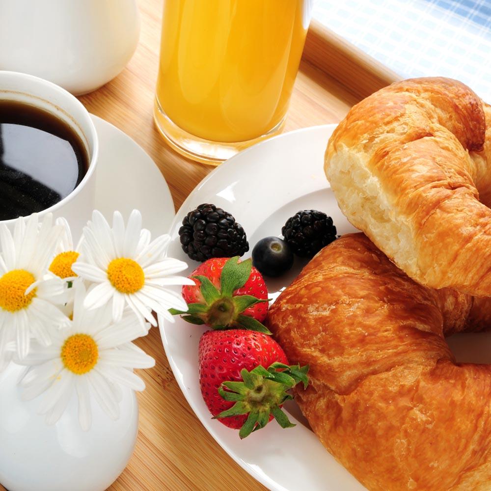 «Завтрак в постель для любимой». Андрей Руденко