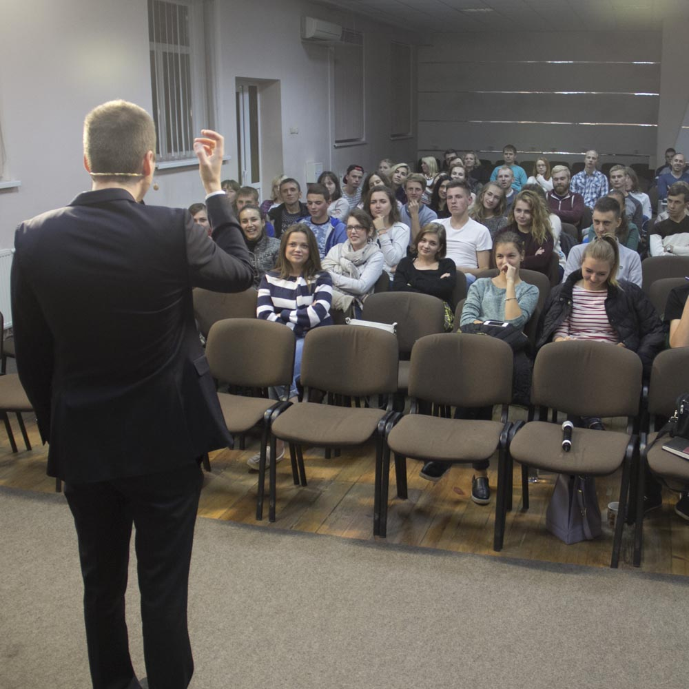 21/09/16 Мотивационный семинар «Найти себя» (г.Львов)