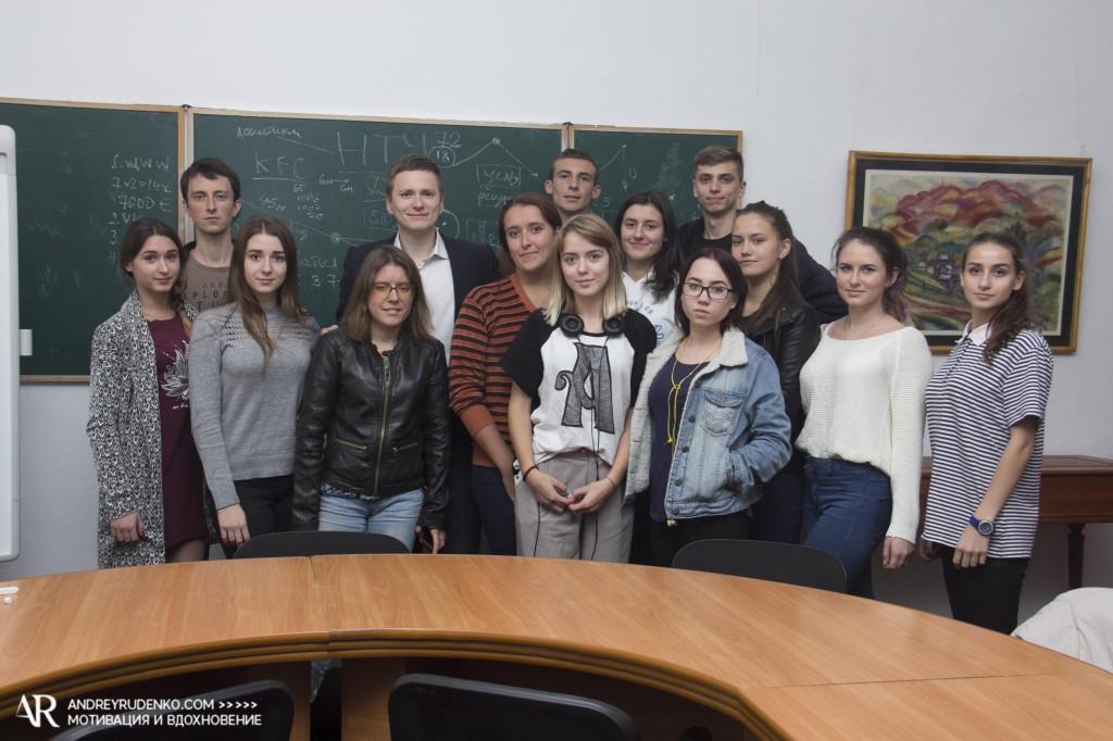 Андрей Руденко Гауккии тренинг