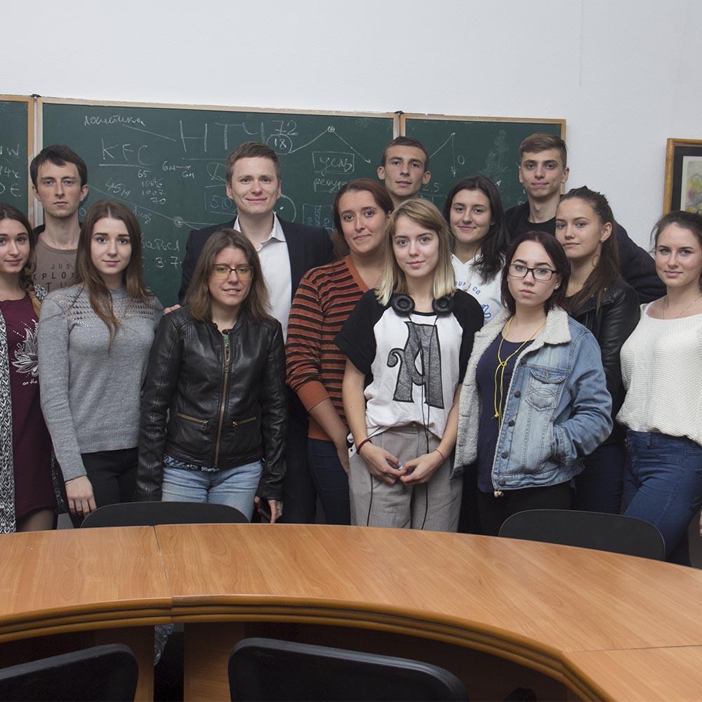 Тренинг Гауккии Андрей Руденко