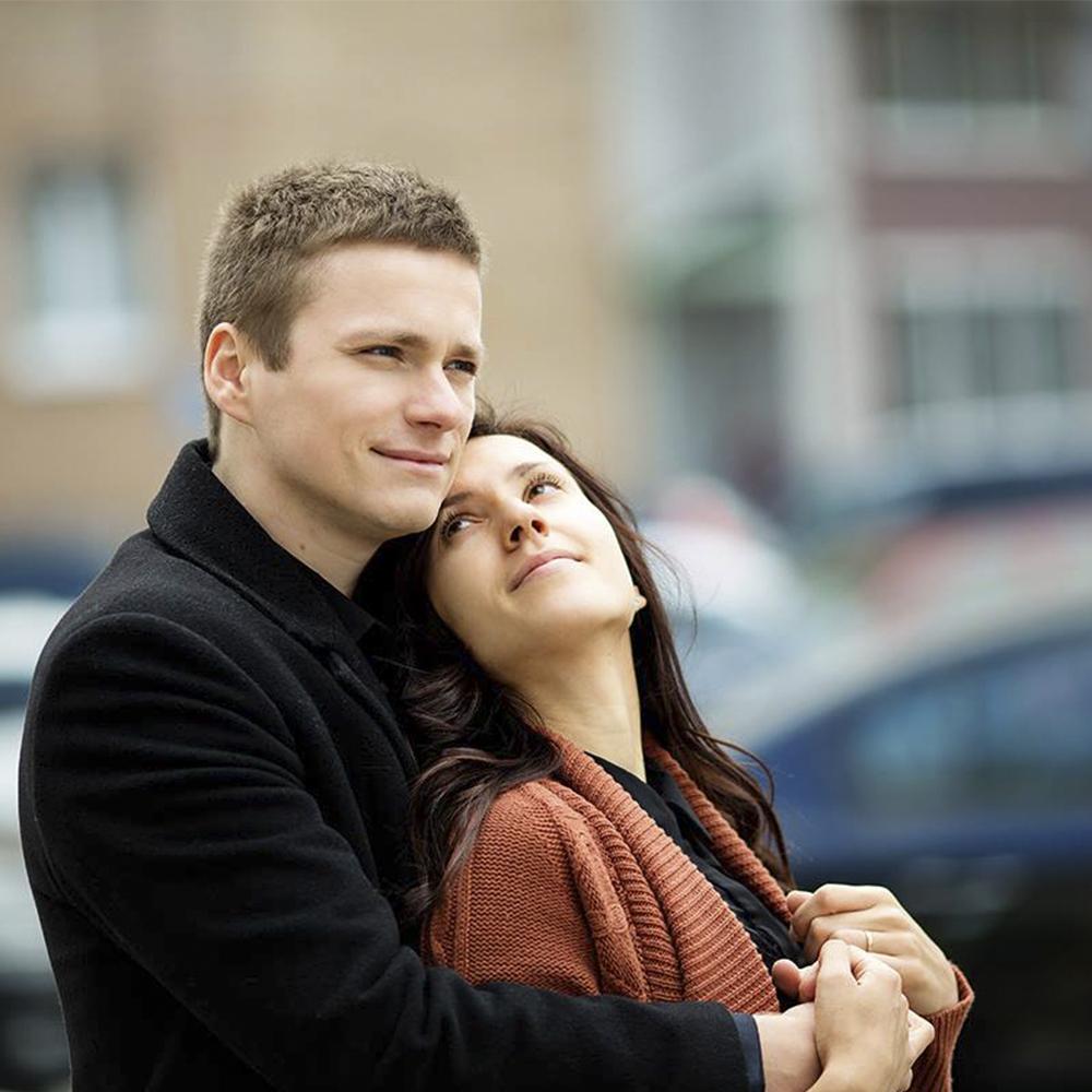Андрей и Анна Руденко