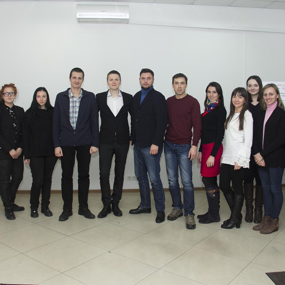 Андрей Руденко Трудовые инициативы тренинг
