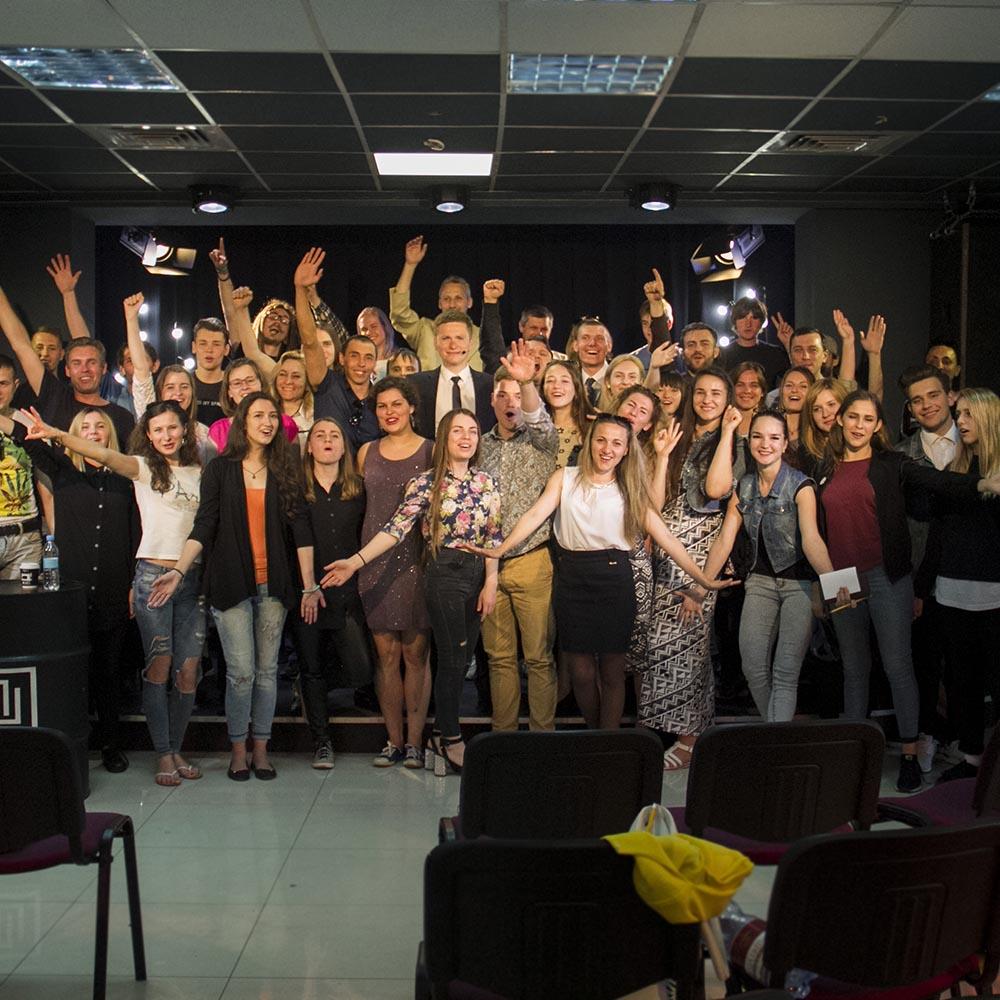 28/05/17 Мотивационный тренинг «Найти себя» (г.Одесса)