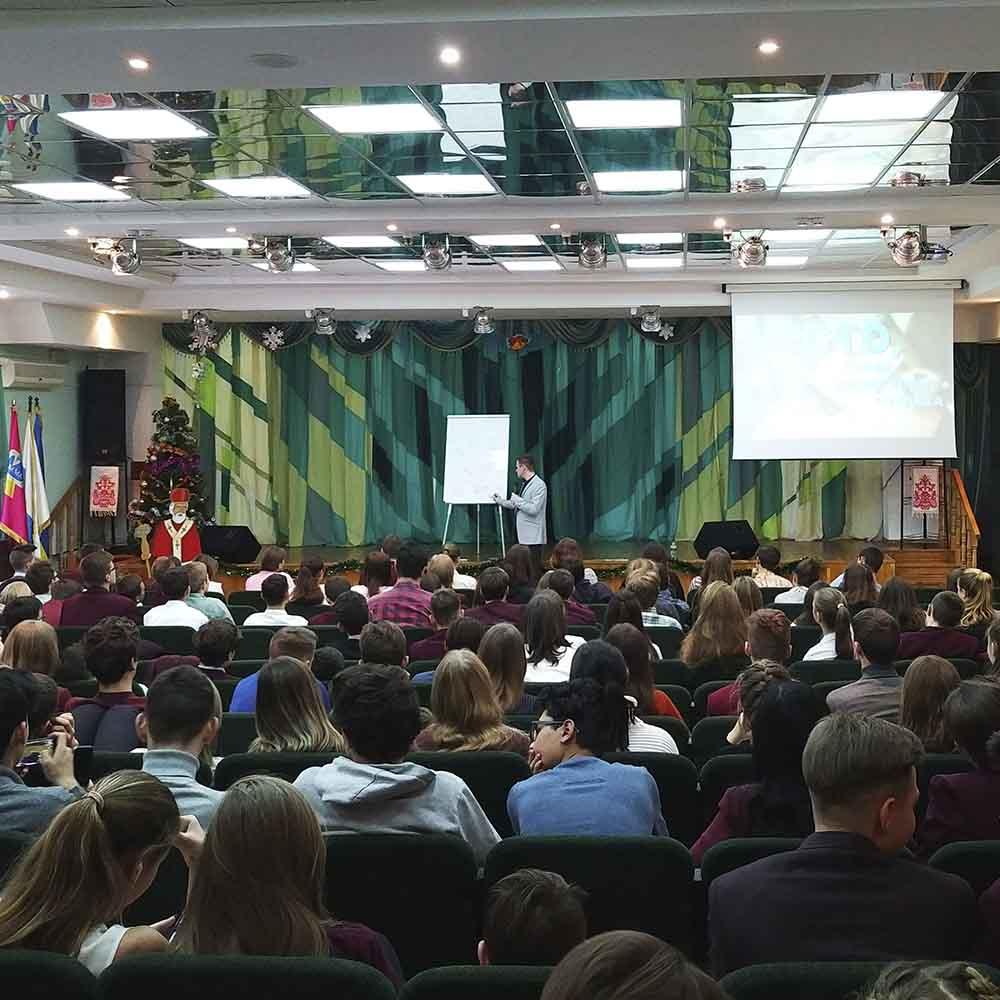 9-11.12.18 | Тренинги для школ №11, №34, №20, ММК (г.Николаев)