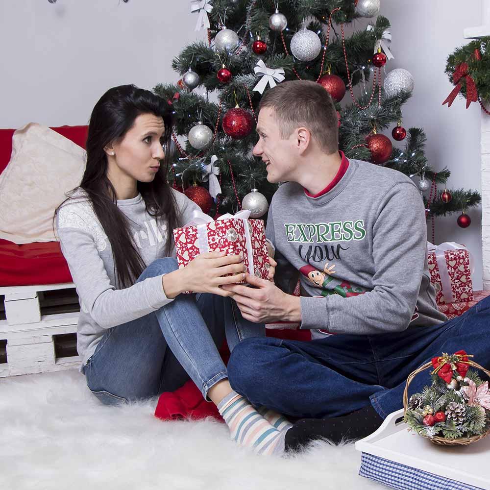 Что подарить любимому человеку? Вечная проблема