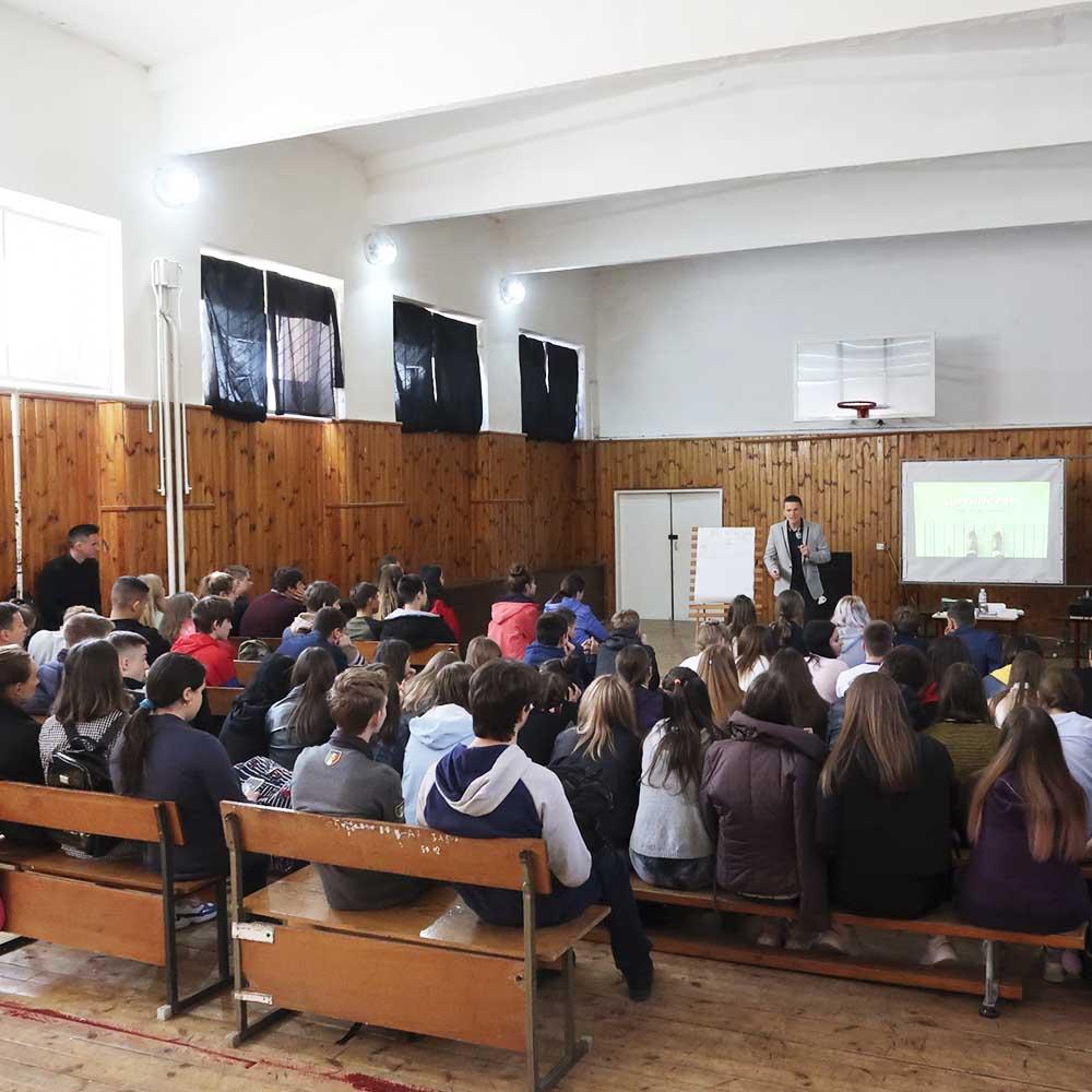15.10.19 | Мотивация учащихся в школе №4 (г.Боярка)