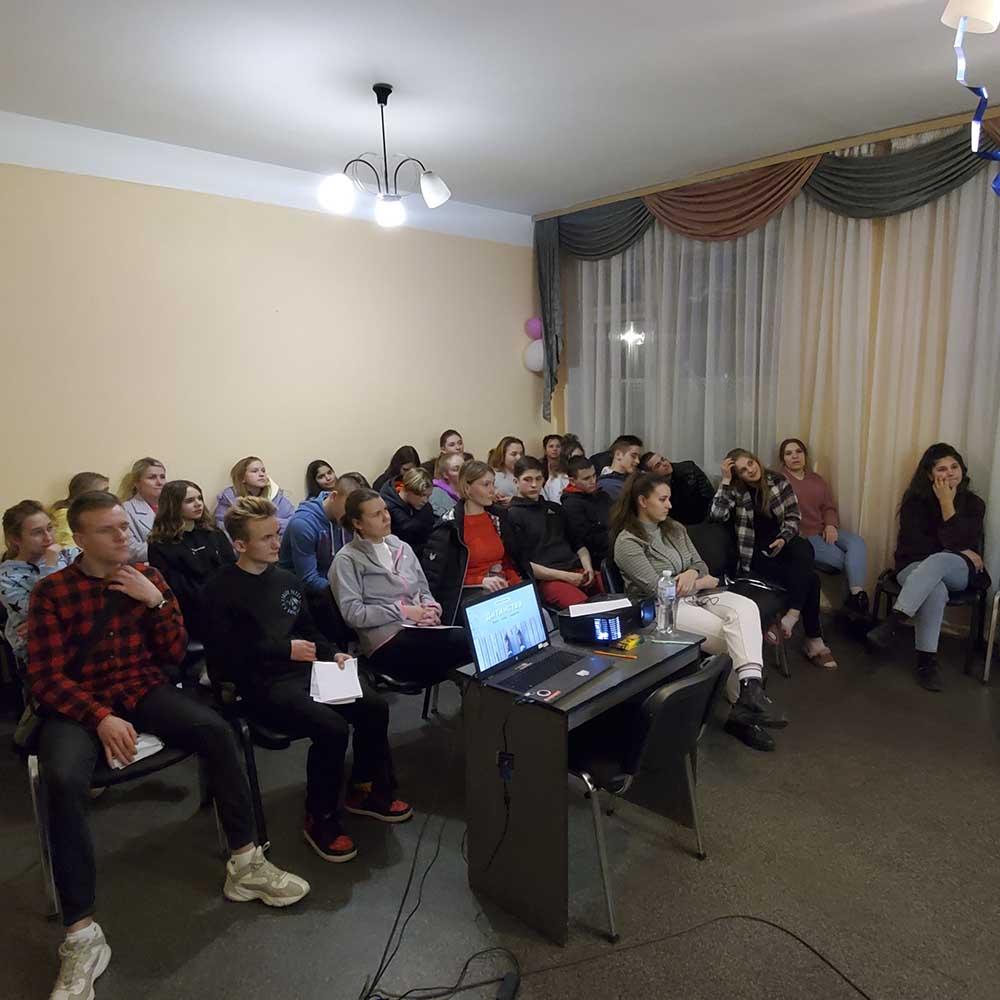 26.03.21 | Orphan Education Club (г.Киев)